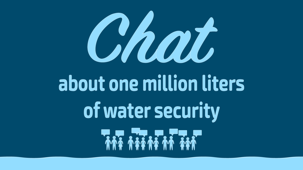 chat about one million liters