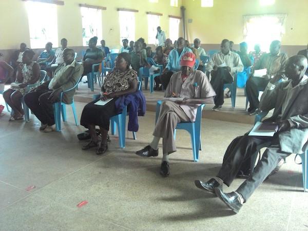 Matsakha community engagement group