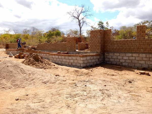 ungolo bricks and foundation
