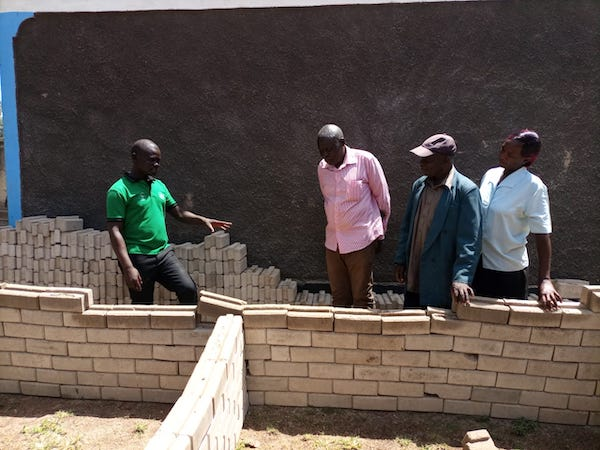 kambiri brick demo