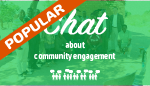 Chat about Community Engagement