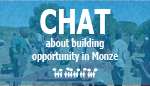 Chat about building opportunity in Monze