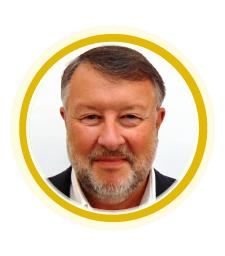 Board Secretary Dave Henry