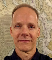 Board Director Steve Johnson-Storey